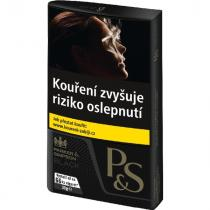 IT Tabák cigaretový P&S Black 30g TT