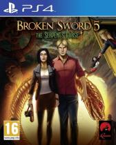 OEM Broken Sword 5: The Serpents Curse (PS4)