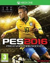 Konami Pro Evolution Soccer 2016 (Xbox One)