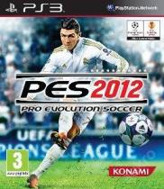 Konami Pro Evolution Soccer 2012 (PS3)