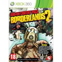2K Borderlands 2 Add-on Content Pack (Xbox 360)