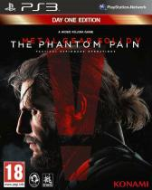 Konami Metal Gear Solid V: The Phantom Pain Day 1 Edition (PS3)