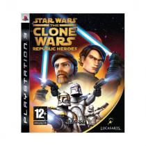 LucasArts Star Wars: The Clone Wars: Republic Heroes (PS3)