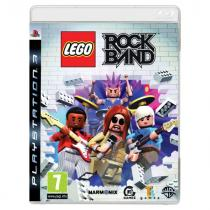 WB Games Lego Rock Band (PS3)
