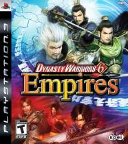 OEM Dynasty Warriors 6 (PS3)