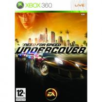 EA Need for Speed: Undercover (Xbox 360)