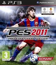 Konami Pro Evolution Soccer 2011 (PS3)