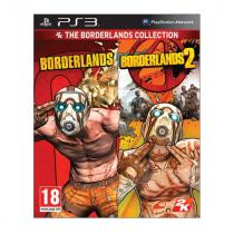 2K Borderlands 1 + 2 (PS3)