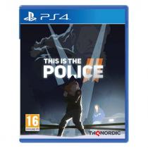 THQ Nordic This is the Police 2 (PS4)