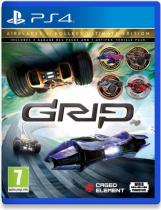 Wired Productions Grip: Airblades vs Rollers (Ultimate Edition) (PS4)
