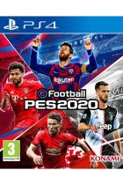 Konami Pro Evolution Soccer 2020 (PS4)