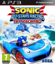 Sega Sonic & All-Stars Racing Transformed (PS3)