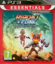 Sony Ratchet and Clank: A Crack in Time (PS3)