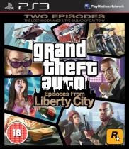 Rockstar Grand Theft Auto: Episodes From Liberty City (PS3)