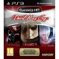 Capcom Devil May Cry: HD Collection (PS3)