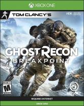 Ubisoft Tom Clancy's Ghost Recon: Breakpoint (Xbox One)