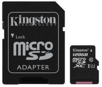 Kingston Canvas Select MicroSDXC 128GB UHS-I U1