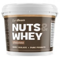 Gymbeam Nuts Whey 1000 g