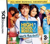 High School Musical 2: Work This Out! (NDS)