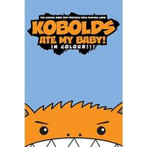 Fantasyobchod Kobolds Ate My Baby: In Colour