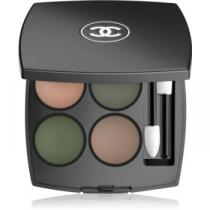 Chanel Les 4 Ombres oční stíny 318 Blurry Green