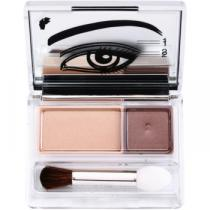 Clinique All About Shadow Duo oční stíny 01 Like Mink
