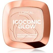 L´oreal Icoconic Glow Highlighting Powder rozjasňovač 10 ml