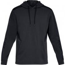 Under Armour Microthread Terry PO Hoodie Black/Black