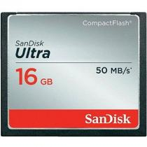 SanDisk Compact Flash 16GB Ultra (SDCFHS-016G-G46)