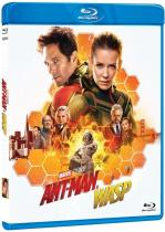 Ant-Man 2: Ant-Man a Wasp (BLU-RAY)
