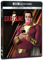 Shazam! (4K ULTRA HD+BLU-RAY) (2 BLU-RAY)