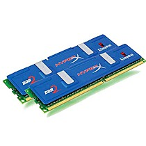 Kingston 2GB DDR2-800MHz HyperX CL5 kit 2x1GB