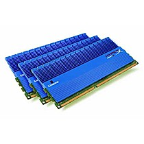 Kingston 3GB DDR3-2000 HyperX CL9 XMP T1 kit 3x1GB