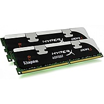Kingston 4GB DDR3-1600 HyperX Black Edition 2x2GB