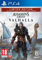 Ubisoft Assassin's Creed Valhalla Limited Edition (PS4)