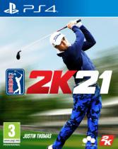 Take 2 PGA Tour 2K21 (PS4)