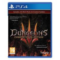 Koch Dungeons 3 Complete Collection (PS4)