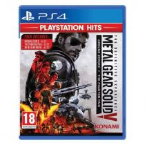 konami Metal Gear Solid 5: The Phantom Pain (PS4)