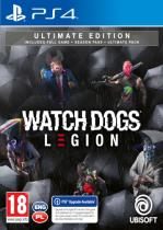 Ubisoft Watch Dogs: Legion Ultimate Edition (PS4)