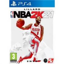 Take 2 NBA 2K21 (PS4)