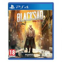 Microids Blacksad: Under the Skin Limited Edition (PS4)