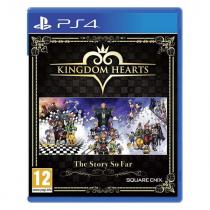 Square Enix Kingdom Hearts: The Story So Far (PS4)