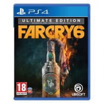 ubisoft Far Cry 6 Ultimate Edition (PS4)