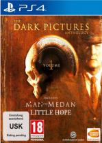 Namco Bandai The Dark Pictures Anthology: Volume 1 (Man of Medan & Little Hope) Limited Edition (PS4)