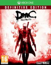 capcom DmC: Devil May Cry Definitive Edition (Xbox One)