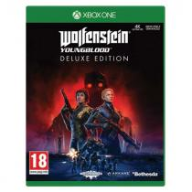 Bethesda Wolfenstein: Youngblood Deluxe Edition (Xbox One)