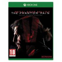 konami Metal Gear Solid 5: The Phantom Pain (Xbox One)