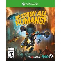 THQ Nordic Destroy All Humans! (Xbox One)