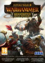 sega Total War: Warhammer Savage Edition (PC)