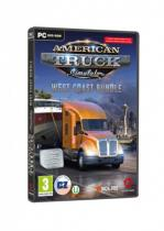 SCS Software American Truck Simulator: West Coast Bundle (PC)